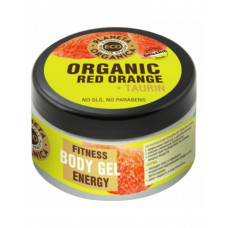 Planeta Organica ECO Гель для тела Organic Red Orange + Taurin 300мл
